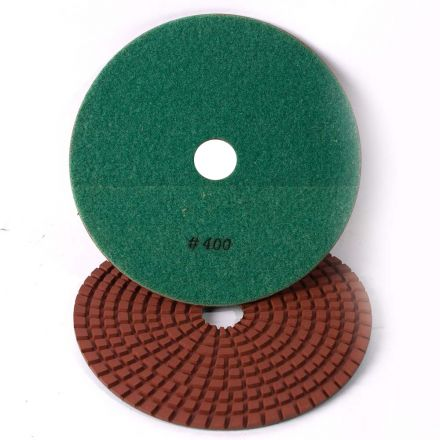 Specialty Diamond 7400WPAD 7 Inch 400 Grit Wet Diamond Polishing Pad (7400WETPAD)