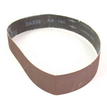 Specialty Diamond HPG180 1-1/2 Inch x 30 Inch Aluminum Oxide Sanding Belt, 180 Grit - Each