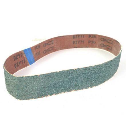 Specialty Diamond HPG36 1-1/2 Inch x 30 Inch Aluminum Oxide Sanding Belt, 36 Grit - Each