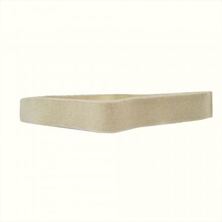 Specialty Diamond HPGFB 1-1/2 Inch x 30 Inch Felt Polishing Belt - (HPG-331-62) - Metabo 626323000