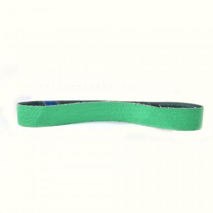 Specialty Diamond HPGZ40 1-1/2 Inch x 30 Inch Zirconia Sanding Belt, 40 Grit Premium Japanese Material - GREEN (HPG-331-62)