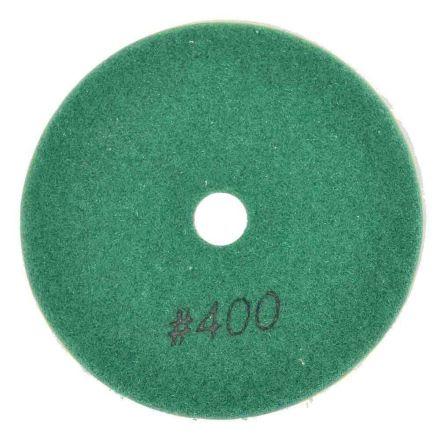 Specialty Diamond BRTD4400 4 Inch Dry Concrete Polishing DHEX Pad, 6mm - 400 Grit