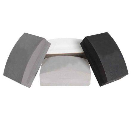 Specialty Diamond BRTHPSET 4 Pcs Electroplated Hand Polishing Pad Set