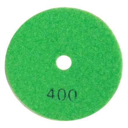 Specialty Diamond E3400 3 Inch 400 Grit Resin Diamond Polishing Pad