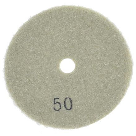 Specialty Diamond E350 3 Inch 50 Grit Resin Diamond Polishing Pad