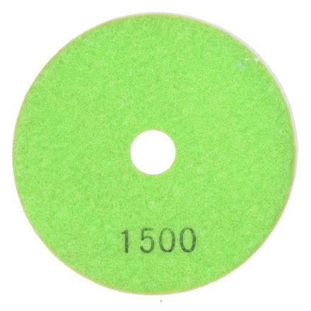 Specialty Diamond E41500 4 Inch 1500 Grit Resin Diamond Polishing Pad