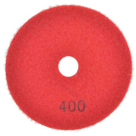 Specialty Diamond E4400 4 Inch 400 Grit Resin Diamond Polishing Pad