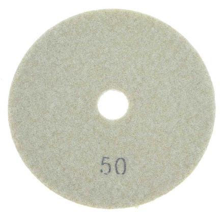 Specialty Diamond E450 4 Inch 50 Grit Resin Diamond Polishing Pad
