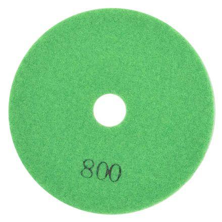 Specialty Diamond E4800 4 Inch 800 Grit Resin Diamond Polishing Pad