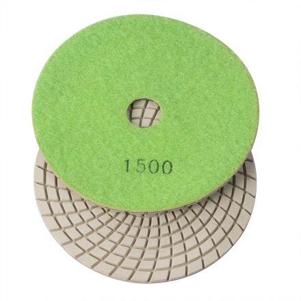 Specialty Diamond E51500 5 Inch 1500 Grit 3mm Resin Diamond Polishing Pad