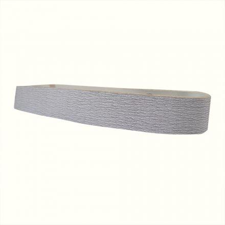 Specialty Diamond HPG320W 1-1/2 Inch x 30 Inch Aluminum Oxide Sanding Belt, 320 Grit Premium Japanese Material - WHITE (HPG-331-62)