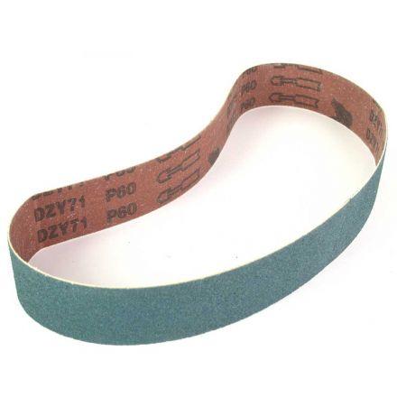 Specialty Diamond HPG60 1-1/2 Inch x 30 Inch Aluminum Oxide Sanding Belt, 60 Grit - Each