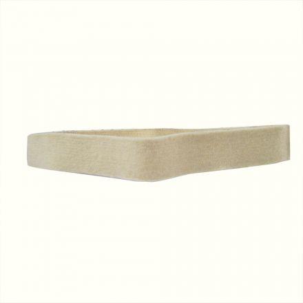 Specialty Diamond HPGFB 1-1/2 Inch x 30 Inch Felt Polishing Belt - (HPG-331-62) - Metabo 626323000