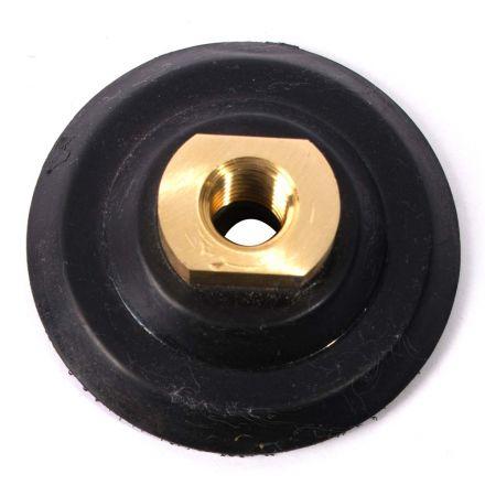 Specialty Diamond PP30 3 Inch Backer Pad for Diamond Polishing, 5/8 Inch x 11 Threads (3PADADAPT)