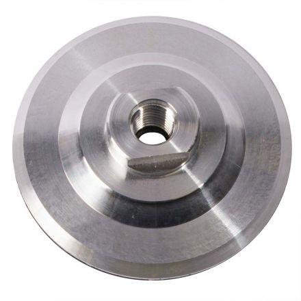 Specialty Diamond PP40A 4 Inch Aluminum Backer for BR Triad Polisher (BRTRBACKER)